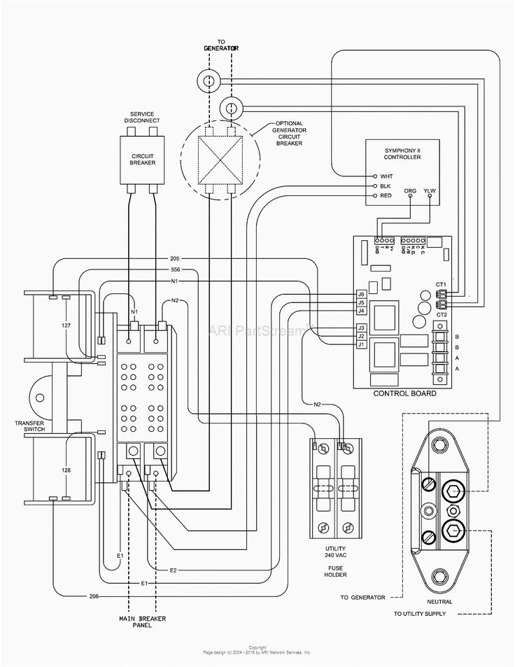Generac Manual Transfer Switch Wiring Diagram In 2020 Electrical Wiring Diagram Electrical Diagram Diagram