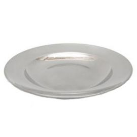 Stainless Steel Plate, (2 sizes)