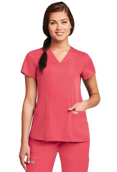 Grey's Anatomy Scrub Top #41101.  New Colors!  http://www.nationalscrubs.com/Greys-Anatomy-Scrubs-41101-p/bc41101.htm
