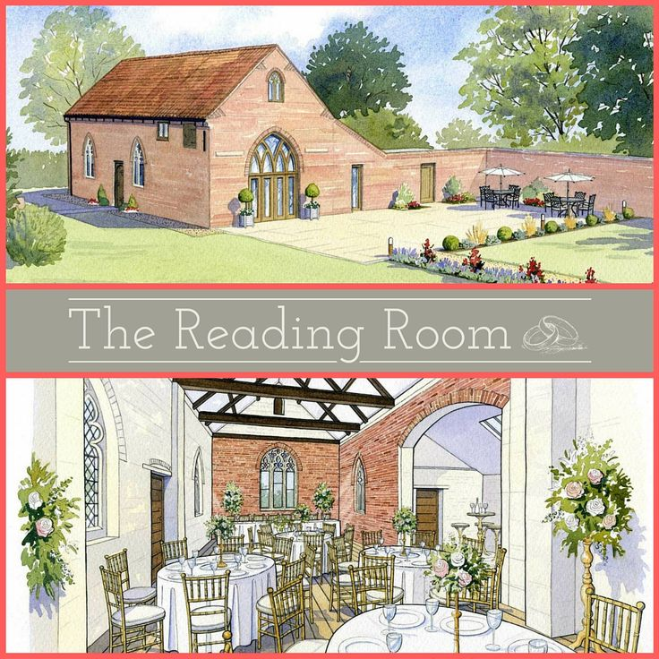 Reading Room Alby Quirky and Enchanting