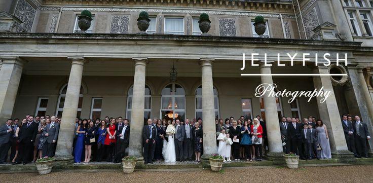 JELLYFISH PHOTOGRAPHY WEDDING DOWN HALL HOTEL
