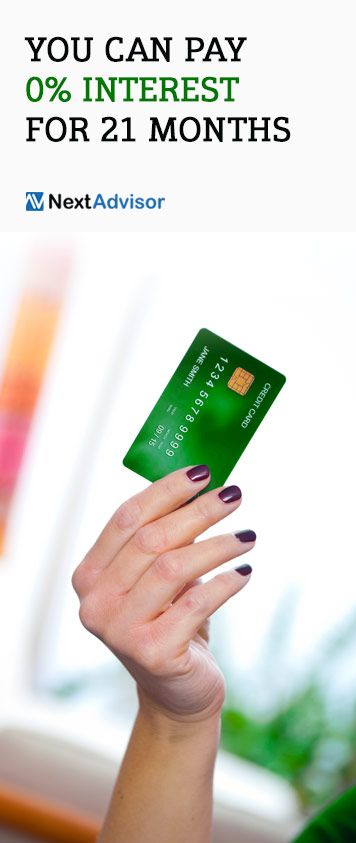 You don't have to be stuck paying interest on your credit card balance each month. With cards offering 0% intro APR for 21 months, you can forget about interest payments until well into 2018. See the top low APR cards at NextAdvisor and start saving money today.