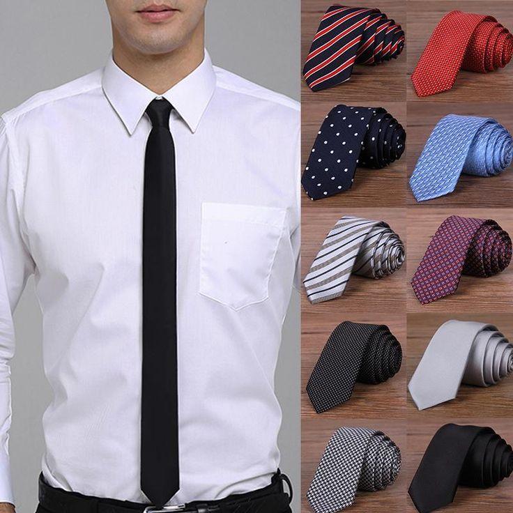 Hot New 2017 Fashion Male Brand Slim Designer Knitted Neck Ties Cravate Narrow Men Neckties Tie