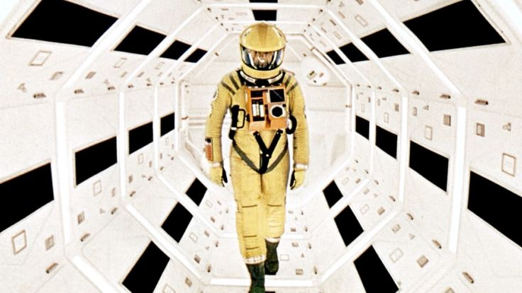 2001: A Space Odyssey by Stanley Kubrick