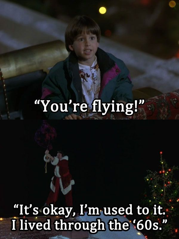 The Santa Clause- love this movie!