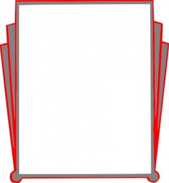 Descargar bordes decorativos para word gratis - Imagui