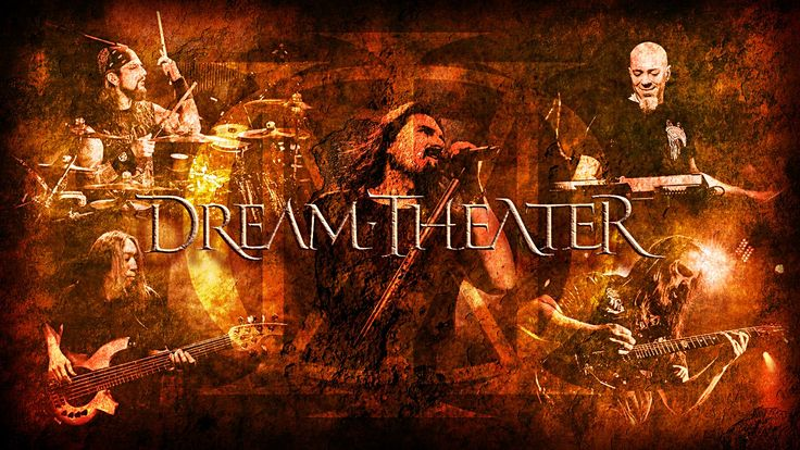 Custer Walter - High Resolution Wallpapers = dream theater picture - 1600x900 px