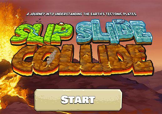 Slip Slide Collide - OpenLearn - Open University - PLATE TECTONICS