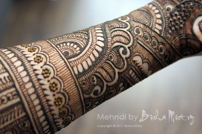 Gorgeous #henna design
