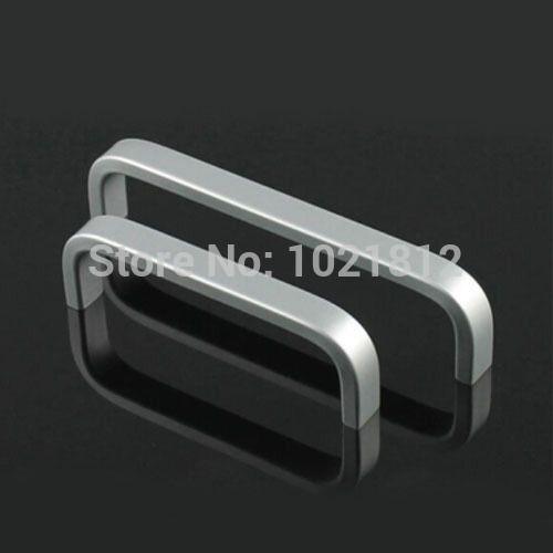 Кабинет пространства алюминиевая шкаф ящика кухня ручки тянет бары 128 мм расстояние между отверстиями