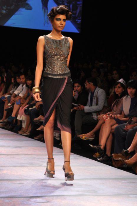 Great tango skirt! by Babita Malkani, Mumbai