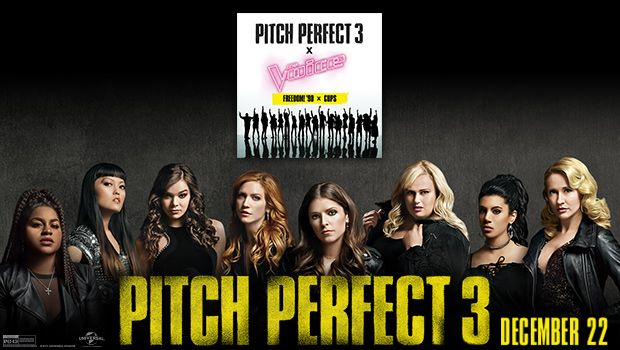 English Watch Pitch Perfect 3 2017 Movie Online Free