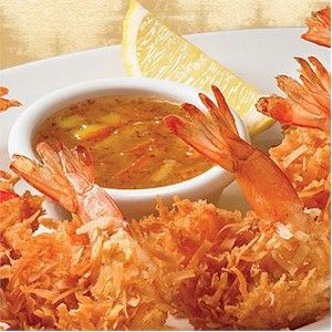 Crispy Coconut Shrimp : Recipes - GourmetSleuth