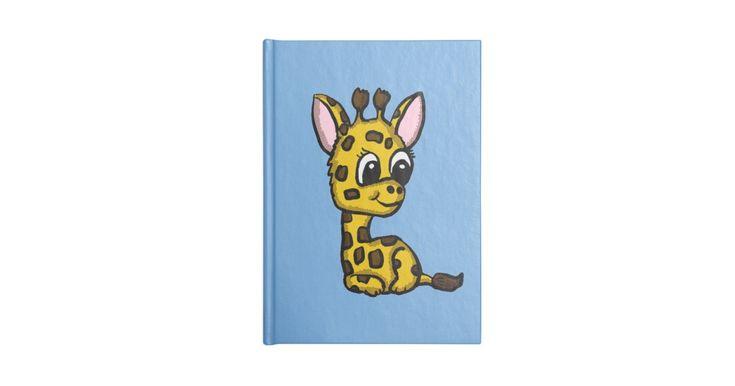 Laying Little Giraffe | ericallen's Artist Shop