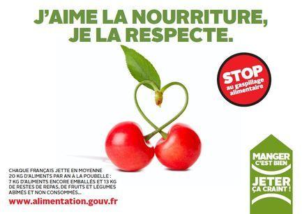 Scénario pédagogique: stop au gaspillage alimentaire