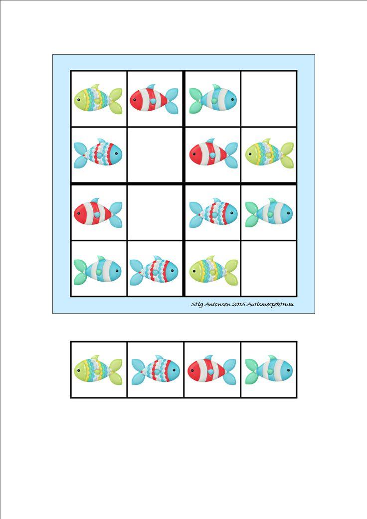 (2015-08) 4 * 4 felter, fisk