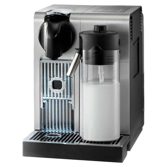 Cafetera Espresso Automatica De Longhi Lattissima En750 Mb Para