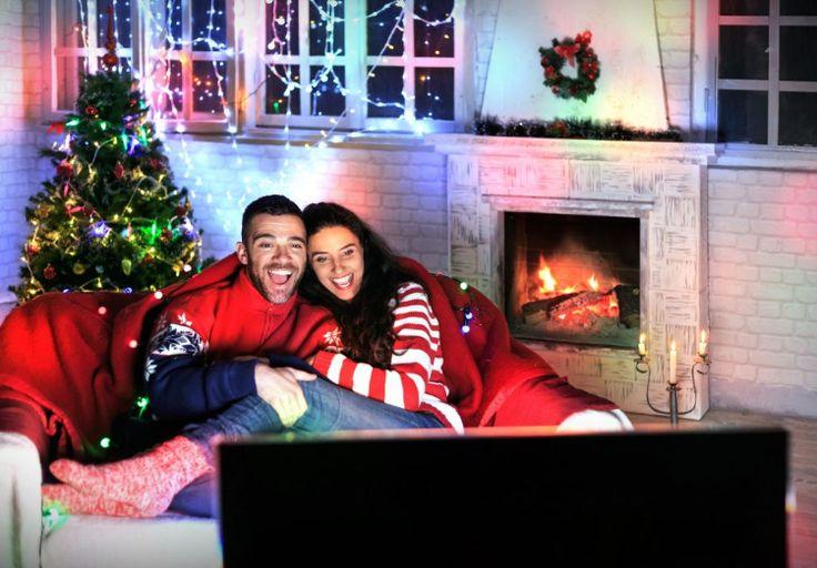 filmabend silvester ideen zu zweit glückliches paar #festive #newyearseve