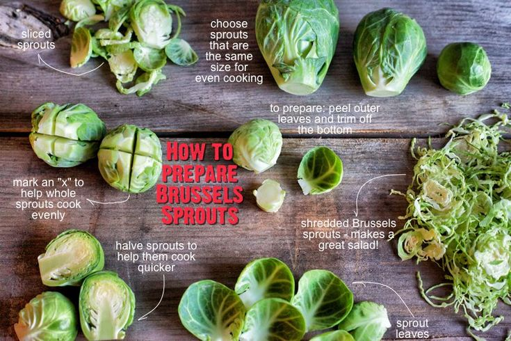 How to Prepare Brussels Sprouts: Traditionally, many of us prepare Brussels sprouts by boiling them. However, there is a multitude of ways to get these vita
