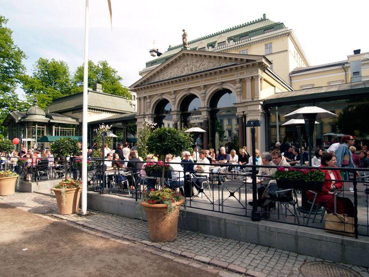 Helsinki Cafe Kappeli
