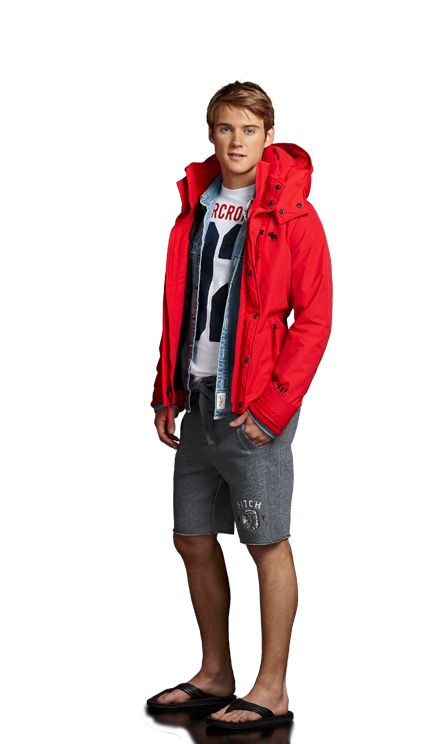 Mens Up For Anything | Mens Summer | Abercrombie.com