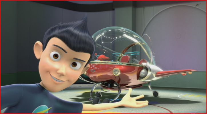 17 Best Images About Meet The Robinsons On Pinterest