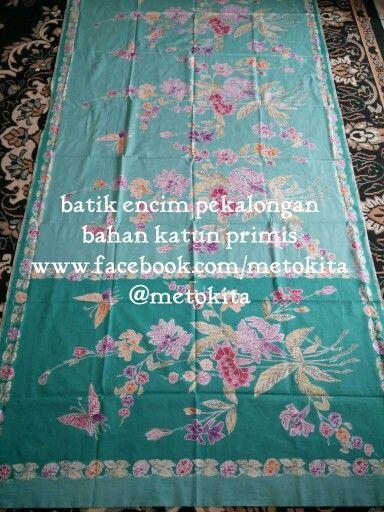 Handmade dye fabric from pekalongan, well known as batik encim Fb: www.facebook.com/metokita Ig: @metokita