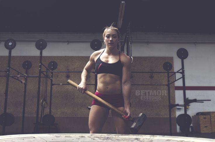 Cami Lopez #crossfit #portada Revistafisico.com #fitness