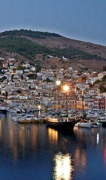 Hydra Island, Saronic Gulf, Greece