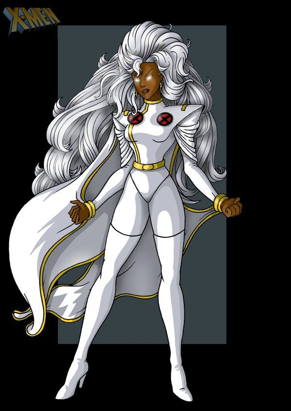 X Men Anime Characters Database : Best storm xmen ideas on pinterest from