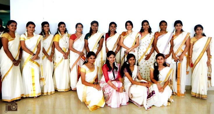 Ladies day out during onam celebration