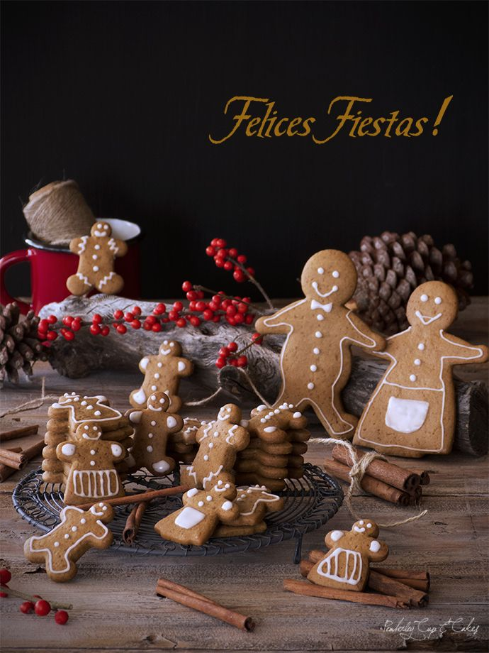 Gingerbread Men (Hombrecillos de Jengibre)