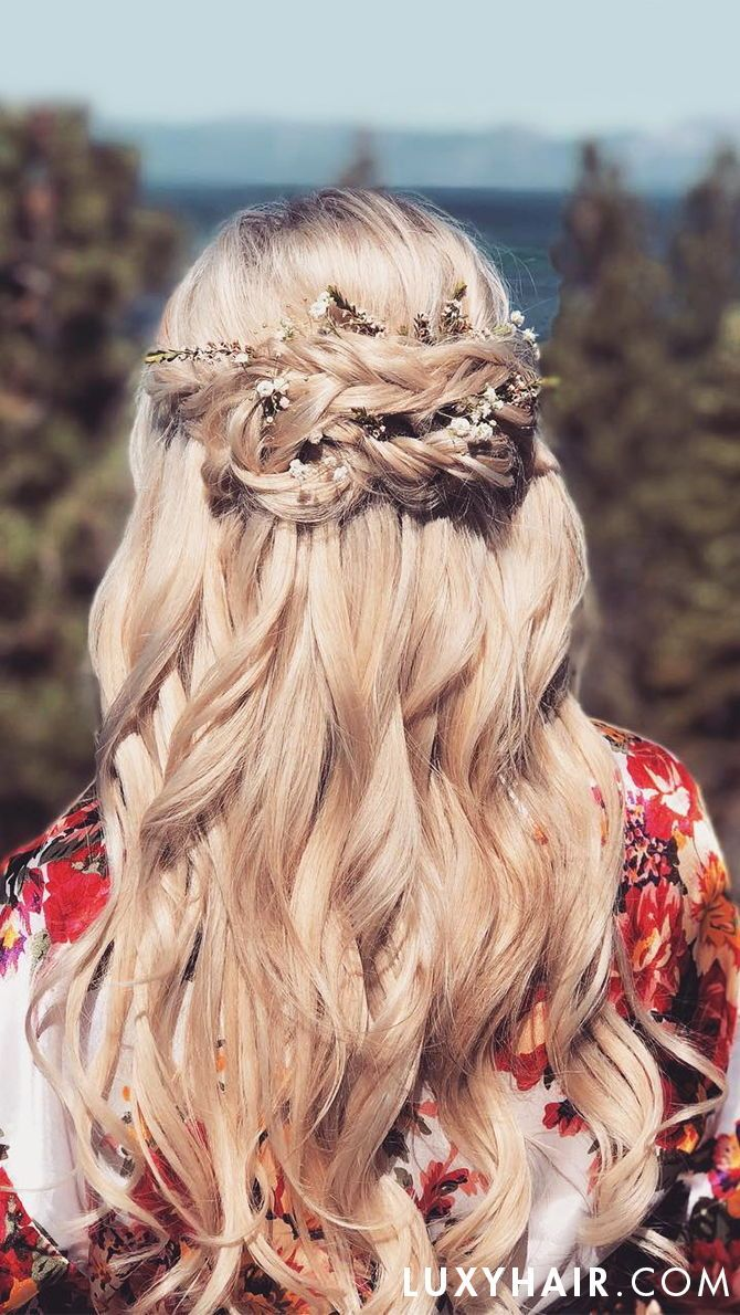 wedding hairstyles: 5 reasons to use hair extensions on your