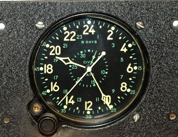 Waltham Aircraft Clock Corporation - Google Search