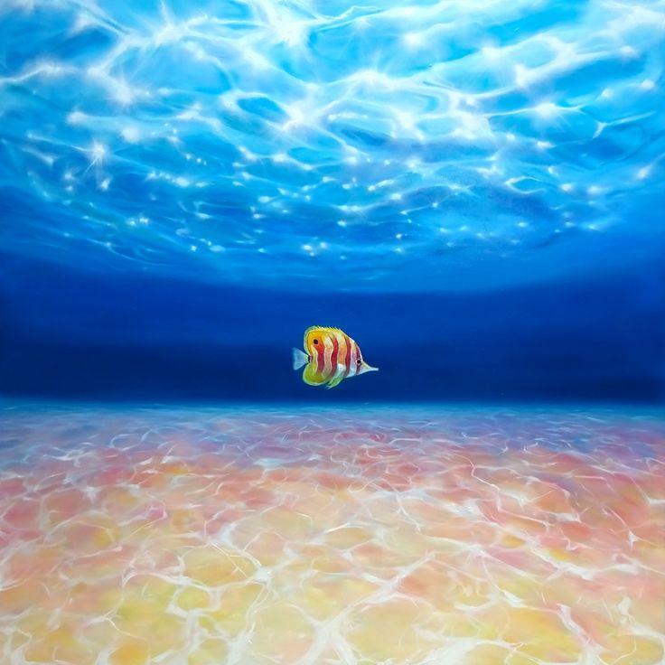 73 best images about art shoutout on pinterest for Ocean blue fish oil