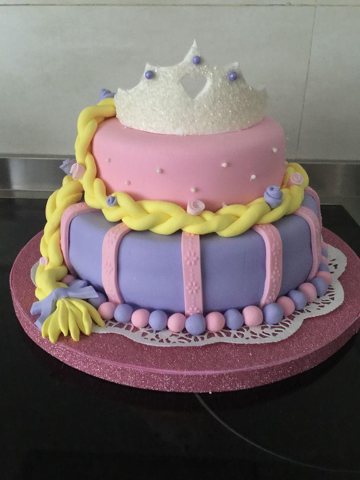 """""""Rapunzel"""" Las delicias de Cecilia, Facebook"""