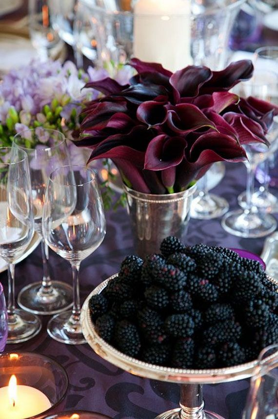 wedding centerpiece ideas - Halloween Centerpieces Wedding