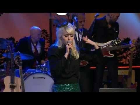 Amanda Jenssen - Fever (Live @ På spåret)