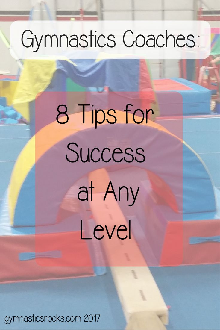 8 Tips for Gymnastics Coaches: Make Every Class a Good Class – Gymnastics Rocks!