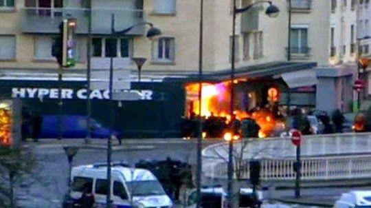 Onewstar: Parigi, doppio blitz della polizia finisce in un bagno di sangue