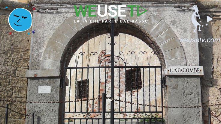 #weusetv Le #catacombe di #Pianosa (Carlo #Barellini)