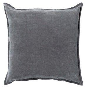 master bedroom  Cotton Velvet Toss Pillow