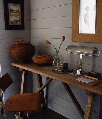Great idea for an old ironing board!   We have some at Mill City Antiques.