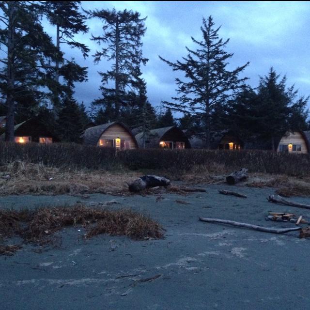 Ocean Village, Tofino, BC