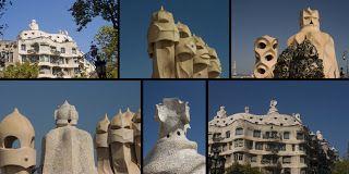 MayaQuilt: vakantie  Barcelona 2011