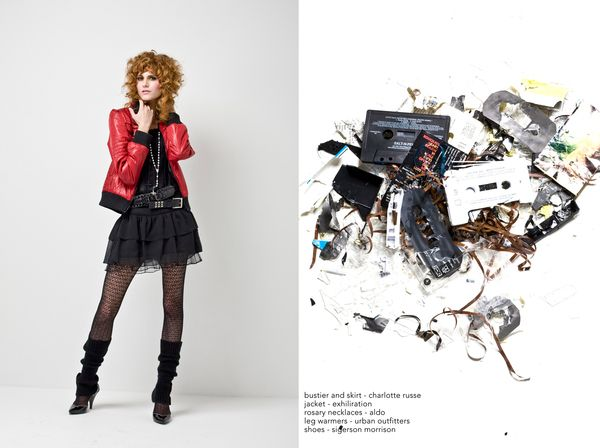 american photographer danno combining fashion and music trends.