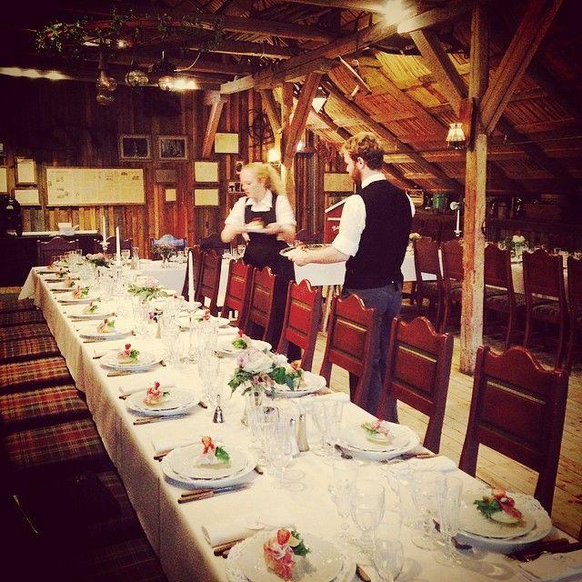 Bryllup❤️ #bryllup #bamsrudlåven #bamsrudgård #låve #bonderomantisk #forrett #levlandlig #mysen #østfold