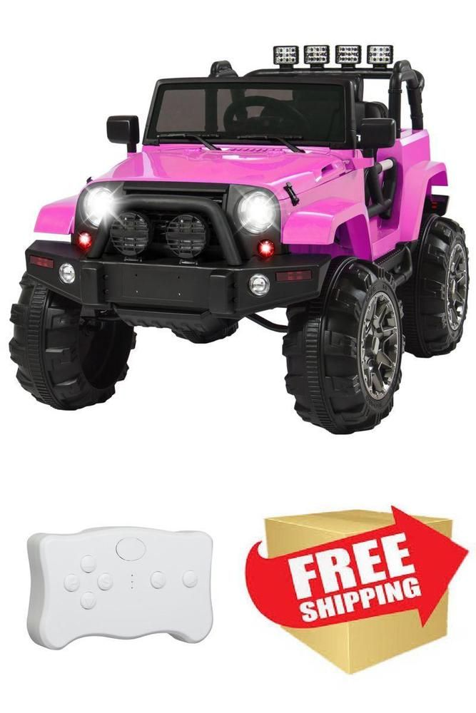 Best Choice Products Jeep : choice, products, Heavy, Truck, Power, Wheels, Remote, Control, BestChoiceProducts, Trucks,, Wheels,