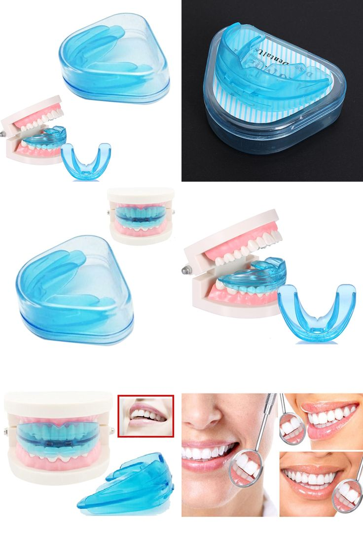 [Visit to Buy] Dental Tooth Teeth Orthodontic Appliance Trainer Alignment Braces Mouthpieces #Advertisement