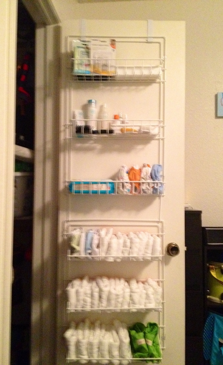 30 best Cloth Diaper Storage Ideas images on Pinterest   Baby ...